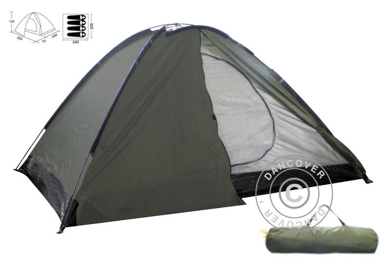 Niedrogie namioty kempingowe
