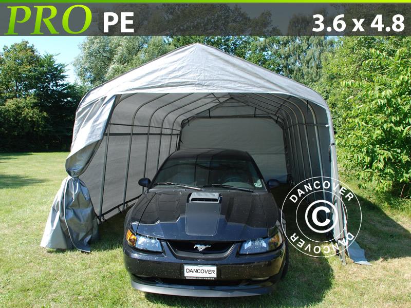 Namioty garażowe – uniwersalne rozwiązanie magazynowe