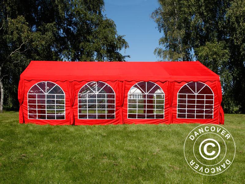 Innowacyjne namioty UNICO w pięknych kolorach