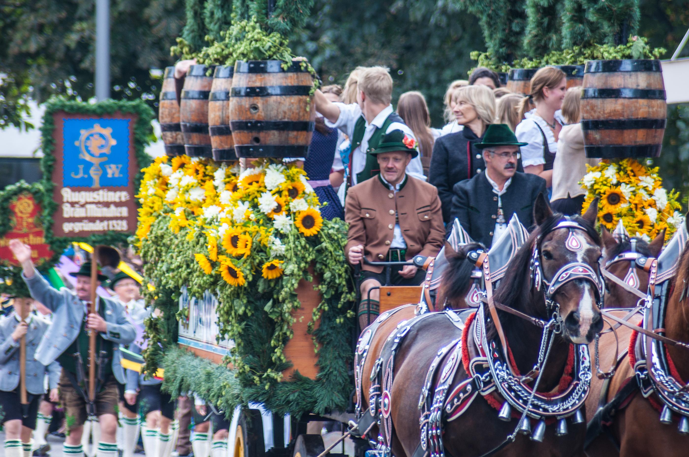 Oktoberfest to impreza roku!