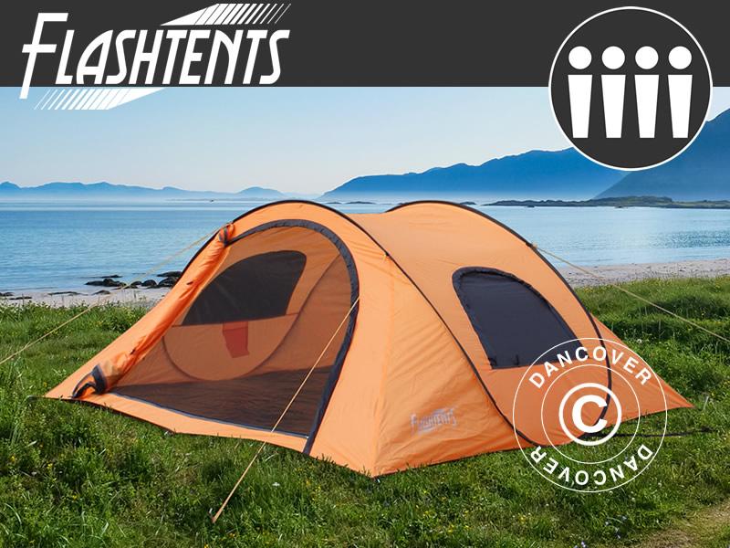 Namioty kempingowe zapewniają ci wygodę w terenie. Namioty